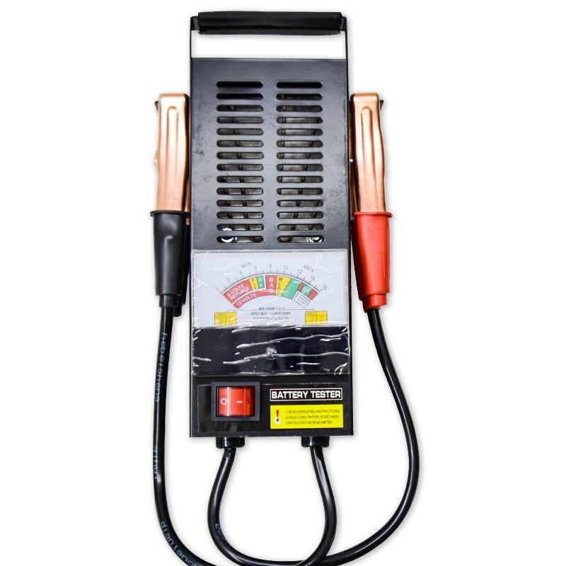 Автомобильный диагностический инструмент Тестер нагрузки батареи оборудование автомобильный Автомобильный электромобиль 6-12 В тестер бат...