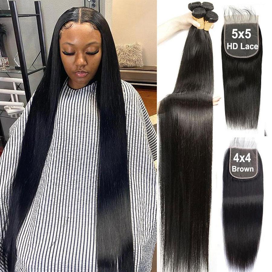 Пряпряди-с-6x6-кружевной-застежкой-26-28-30-дюймов-бразильские-волосы-с-застежкой-пряди-человеческих-волос-с-застежкой-волосы-remy