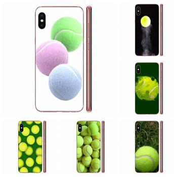 Soft Capa Coque Green Tennis Balls For LG G3 G4 G5 G6 G7 K4 K7 K8 K10 K40 K50 Q6 Q60 V10 V20 V30 V40 Nexus 5 5X 2017