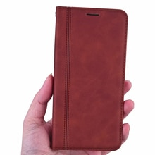 Phone Cover For OPPO Realme C21 Case Luxury PU Leather Back Flip Case For Realme C21 C 21 чехол