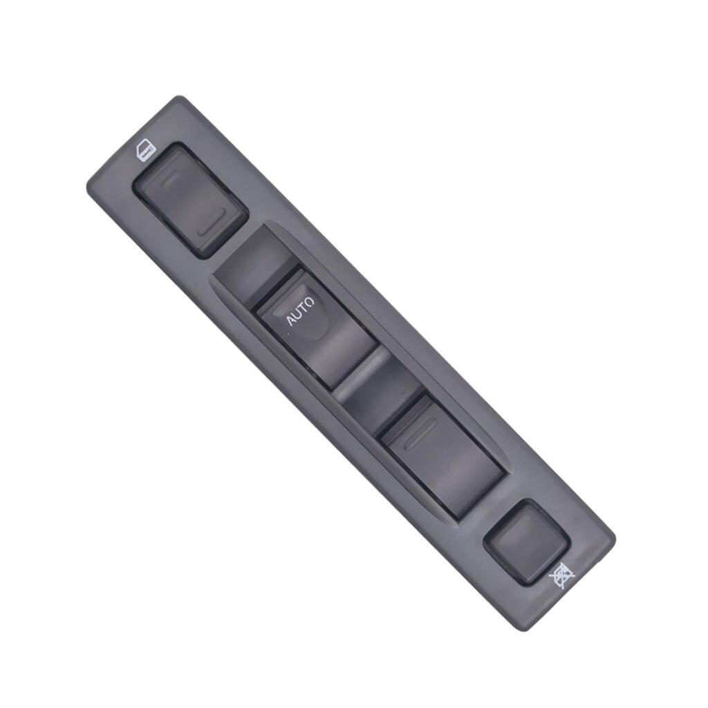 1 Pcs Car Window Switch 4-Button For Suzuki Vitara Geo/Chevrolet Tracker 1992 - 1998 OEM 37990-56B00