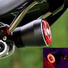 مصباح دراجة قابل للشحن باستخدام USB أضواء ذكي الاستشعار بدوره إشارة الفرامل الدراجة الخلفية الجبلية الطريق مقعد دراجة أضواء الدراجة الذكية الخلفية