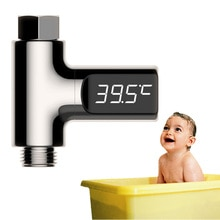 Baby Shower Water Temperture Monitor Digital LED Display Water Temperature Faucet Extender heater wa
