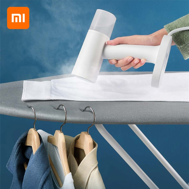 شاومي Mijia يده الملابس البواخر الكهربائية معلقة البخار الحديد آلة البخار السفر المنزلية المحمولة الكي