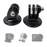 For GoPro Accessories Mini Monopod Tripod Holder Case 5 8 Hero for Xiaomi 4 Mount Camera Pro 7 Adapter yi 6 SJ4000 For Go X6W0