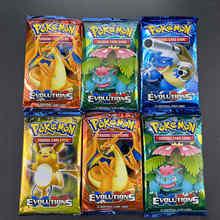 Juego de cartas coleccionables de Pokemon Sun & Moon GX, 10/20 unidades, Team Up Unbroken Bond, unifted Minds Evolutions, Booster Box
