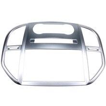 Auto Styling 1PCS ABS Matte Innen Konsole Air Vent Outlet Trimmen Navigation Abdeckung Trim für Mercedes-Benz Vito w447 2014-2018