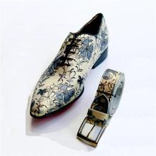 Hand-mixed Color Cloth Shoes for Men Formal Loafers Casual Shoes for Men New Style Light Shoes  Zapa