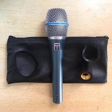 Beta87a handheld karaoke wired dynamic microphone BETA 87 87A  beta87c vocal live church PC singing mic mike FREE SHIPPING