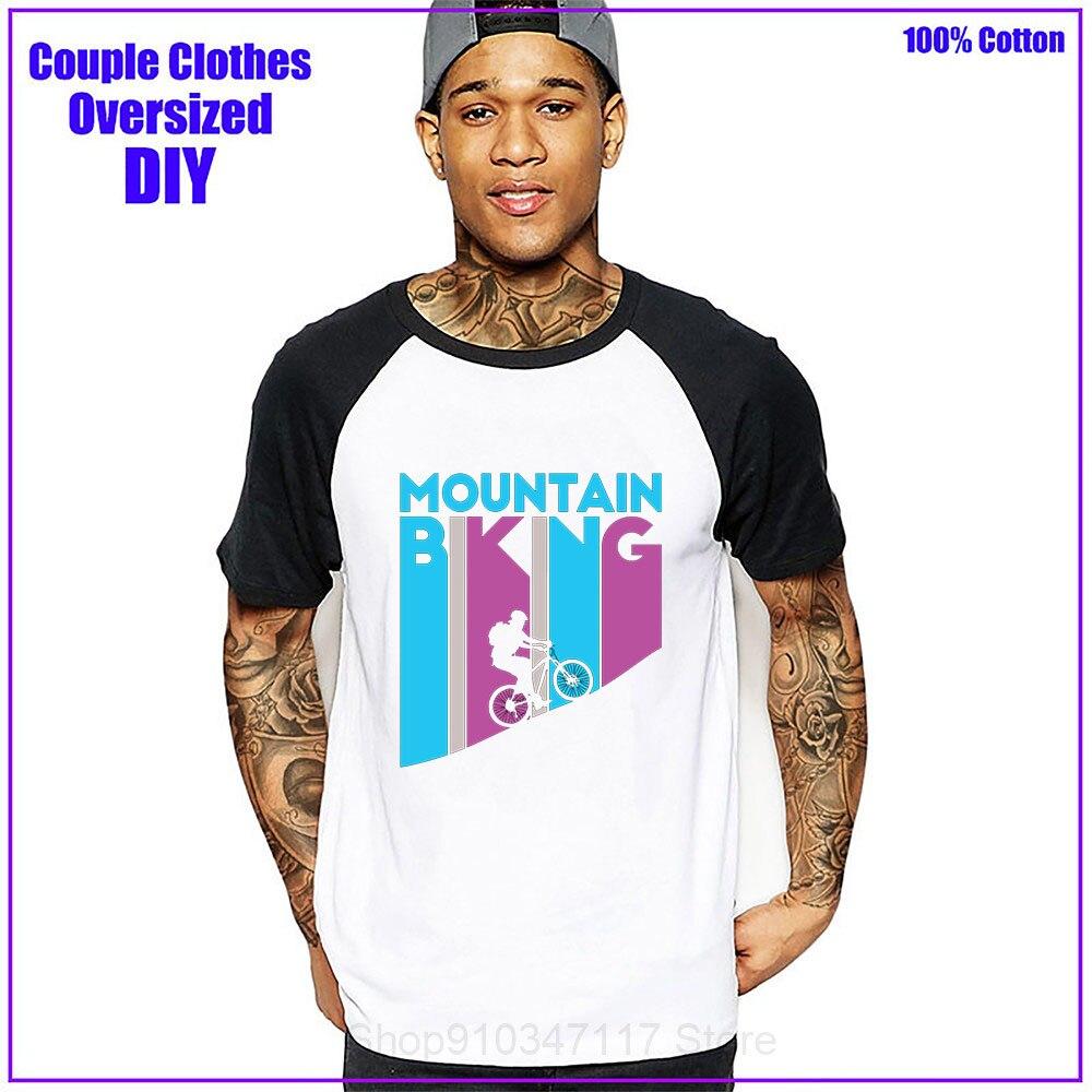 Mountain Biking final fantasy camiseta de hombre 100% algodón camiseta verano camiseta horror hombre ropa de moda divertida dropshipping