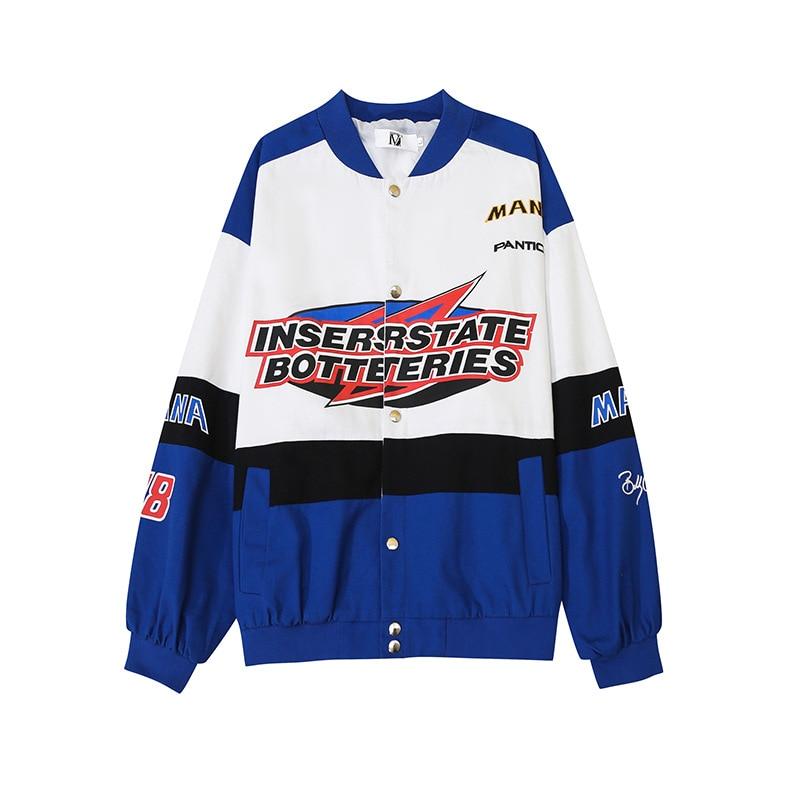 LAPPSTER Men Patchwork Streetwear Bomber Jackets 2021 Autumn Mens Korean Fashions Windbreaker Harajuku Hip Hop Jackets Coats 8