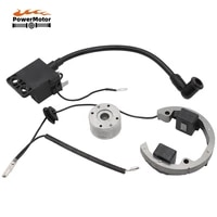 new motorcycle ignition coil stator flywheel kit magneto replacement for 50 sx 50cc pro senior junior sr jr 2001 2013