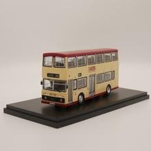176 Leyland Olympian HongKong Bus KMB 11C Diecast model