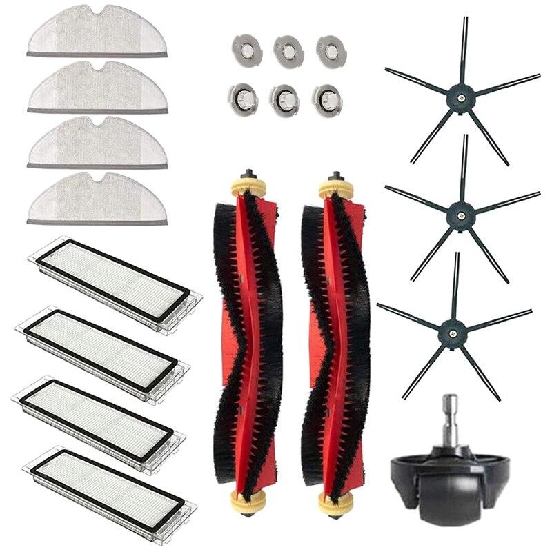 Vacuum Cleaner Parts Suitable for Xiaomi Roborock S6 S60 S65 S5 MAX T6 Vacuum Cleaner Accessories
