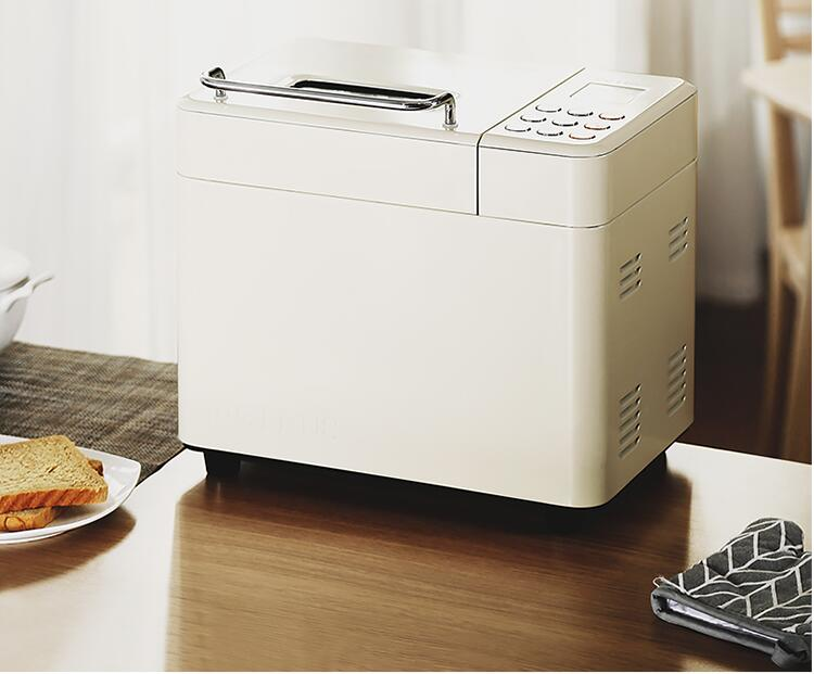 Petrus-محمصة الإفطار الأوتوماتيكية ، آلة عجن العجين ، محمصة الآيس كريم المنزلية متعددة الوظائف ، PE8860 110-220-240V