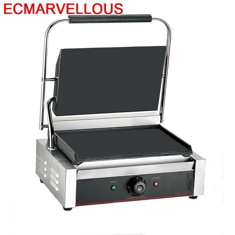 Parrilla portátil para barbacoa, Asador eléctrico, barbacoa, comercial, Cocina eléctrica, Teppanyaki