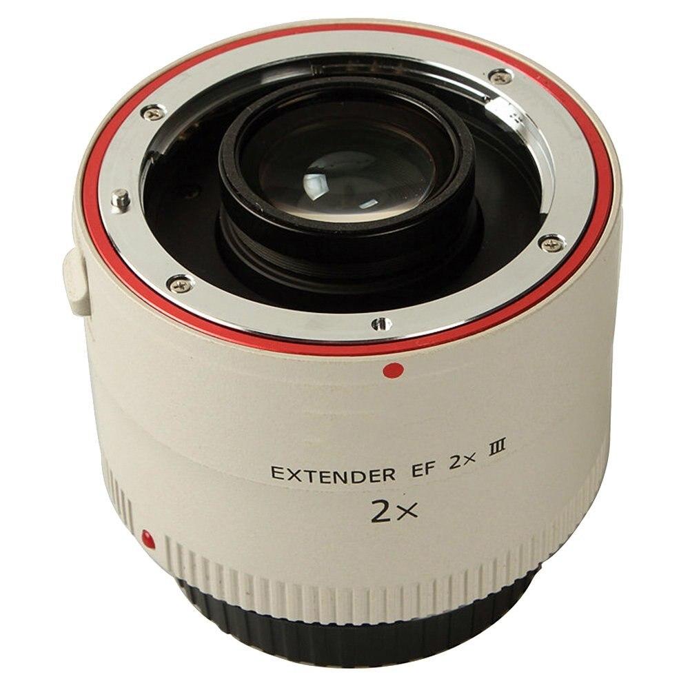 Yongnuo YN-2.0X III برو 2x تليكونفرتر موسع التركيز التلقائي جبل عدسة كاميرا عدسات لكاميرات كانون 5D ، 5DII ، 5DIII 1100D 650D 50D