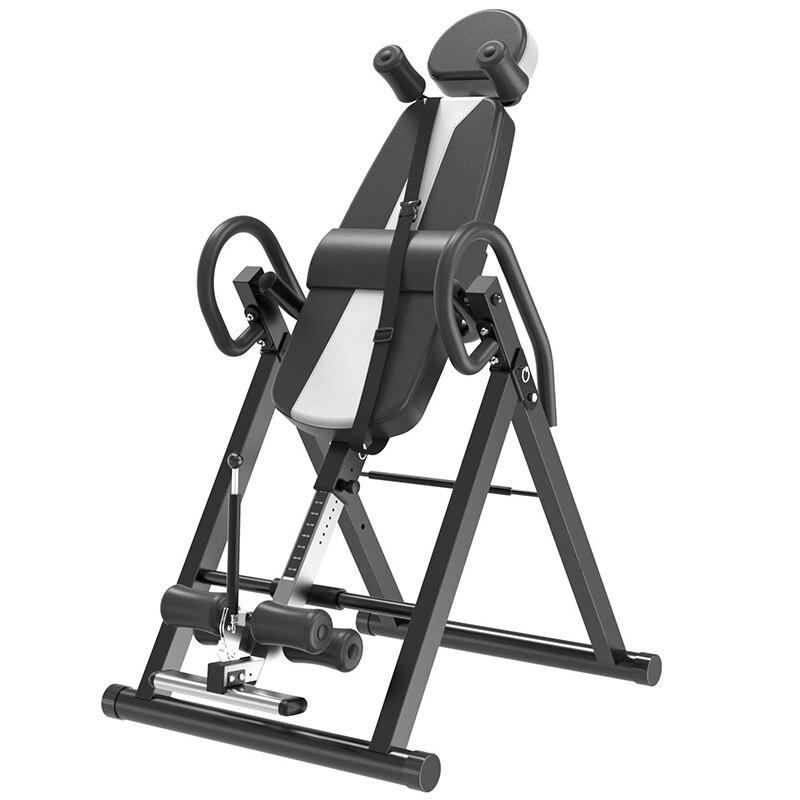 Die stahl handstand maschine für einzel hause fitness bandscheibe stretching hilft zu erhöhen bauch.