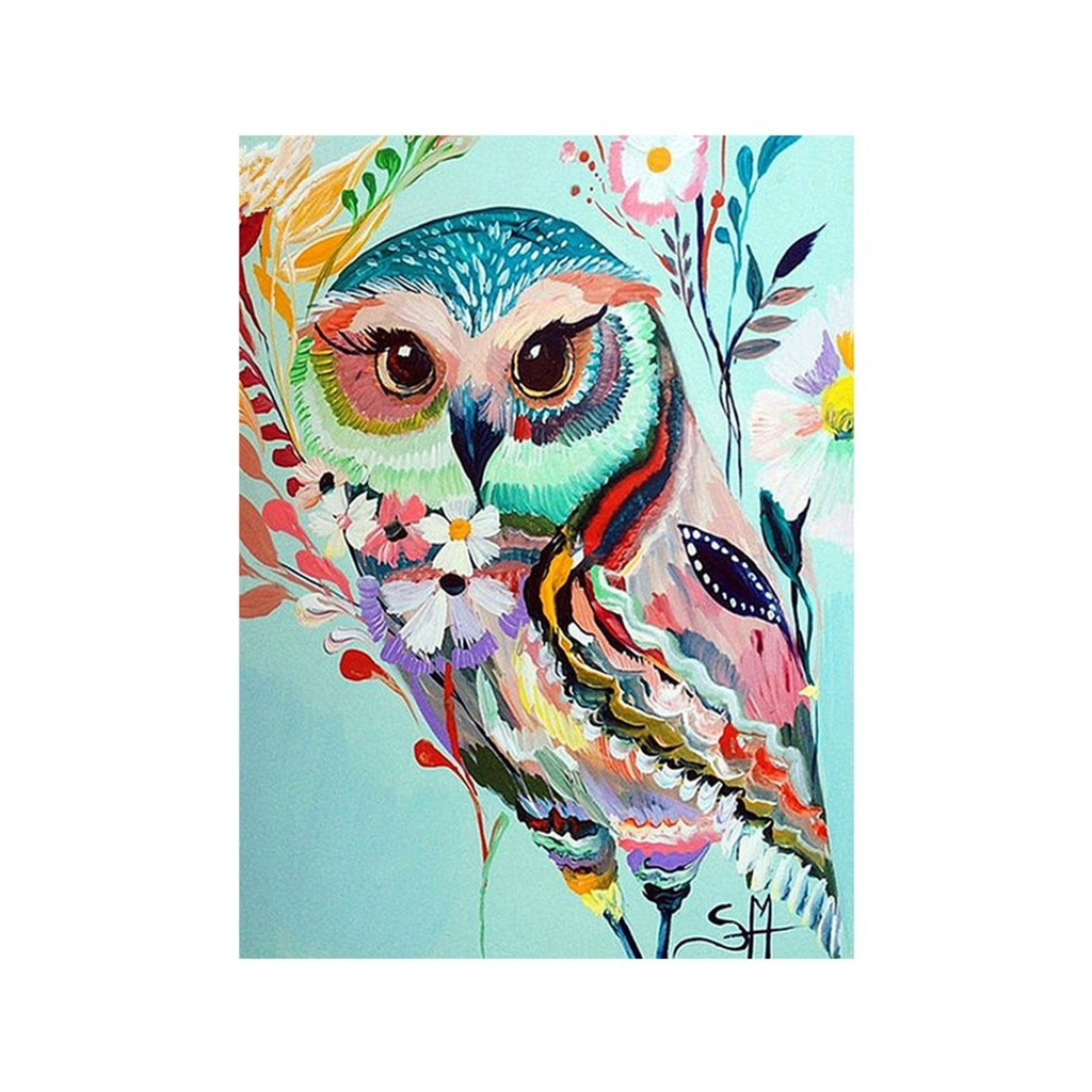 5D Embroidery Painting Animal paintingRhinestone Pasted DIY Diamond Painting room decoration Cross Stitch Декорирование мебели