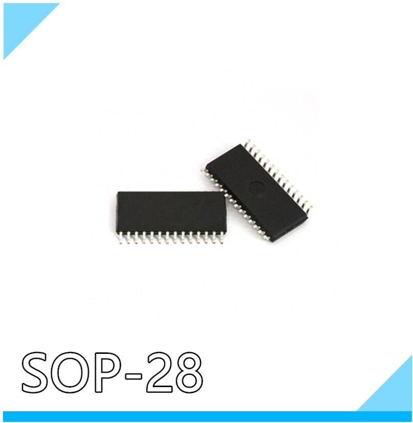 10 unids/lote IS62C256-70U SOP28 en STOCK