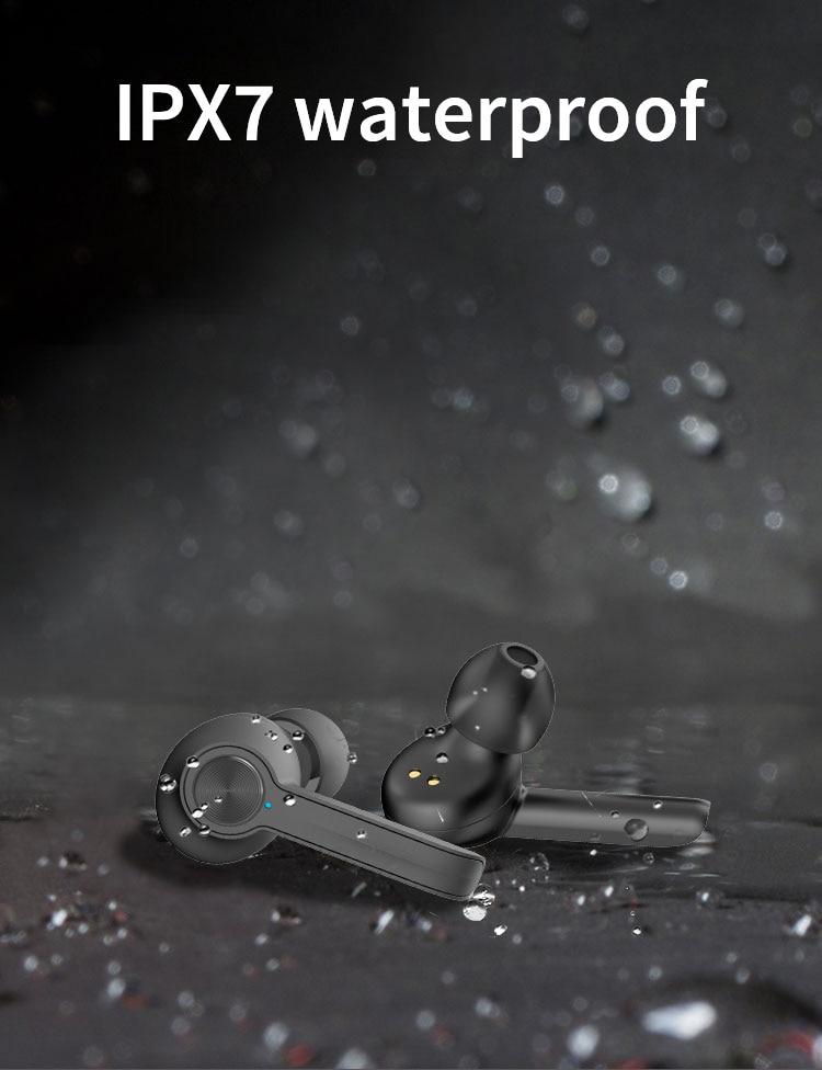 TWS Wireless Bluetooth 5.0 Earphones 4000mAh Charging Case Wireless Headphone Waterproof Headset With Microphones Gaming Earbuds enlarge