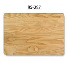 Coque en bois pour ordinateur portable Apple MacBook Pro Retina Air 12 13.3 pouces, pour mac new Pro coque 15.4 pouces