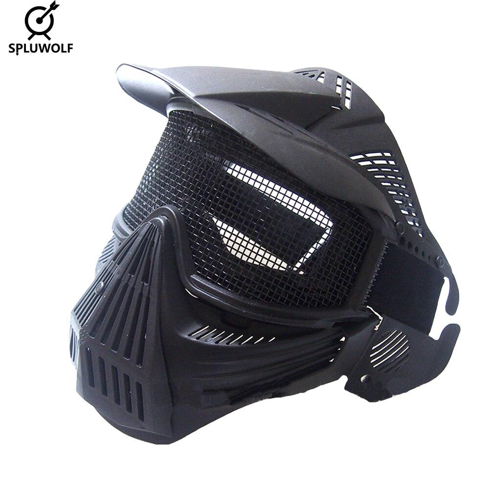 Военный винтовой шлем ппневматический какакаскара страйкбол тактический шлем Маска Пейнтбол