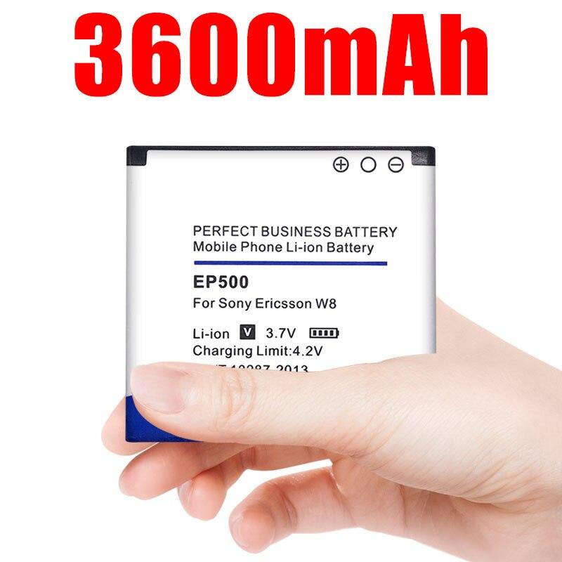 3600mAh EP500 Li-Ion batería del teléfono para Sony Ericsson Xperia ST17I ST15I...