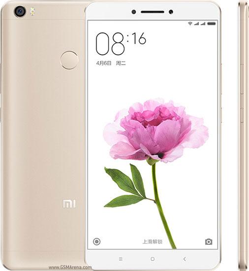 smartphone Xiaomi MAX 1 celular 3G 64G 4850mAh Fingerprint Android cellphone Global ROM