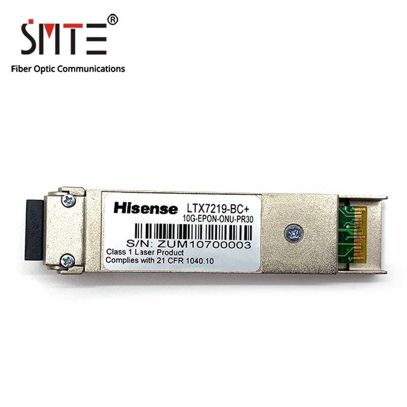 هيسنس LTX7219-BC + 10G EPON ONU 1270T/1577R الألياف الوحدات البصرية