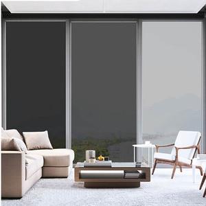 HOHOFILM 50cmx200cm 25%-69%VLT Window Film Car/HOUSE Solar Tint Heat Rejection Photochromic Film 99%UV Rejection Color Change