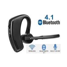 New Headsets V8 BT Wireless Earphone Business Headset Handsfree Call BT Headphone Driving Sports Ear