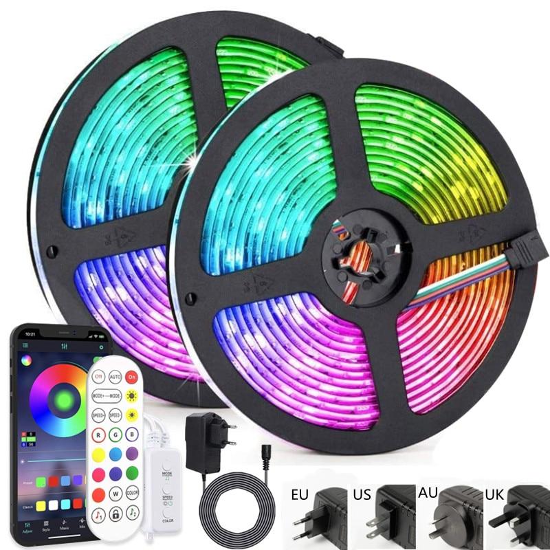 striscia-led-telecomando-bluetooth-smart-wifi-telefono-app-controllo-rgb-5050-smd-adattatore-flessibile-per-nastro-lampada-a-diodi-25m-30m-retroilluminazione