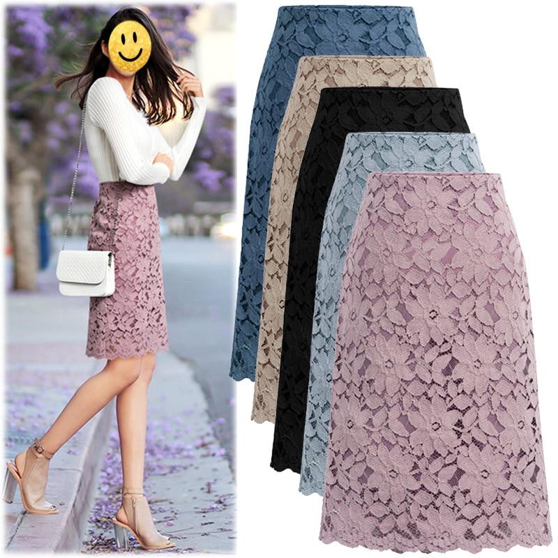 Кружевная юбка 2021, длинная юбка, Женская юбка, элегантные офисные юбки, Женская юбка-карандаш для женщин, Юбки До Колена, сумка, юбка на бедра... юбки trussardi юбка