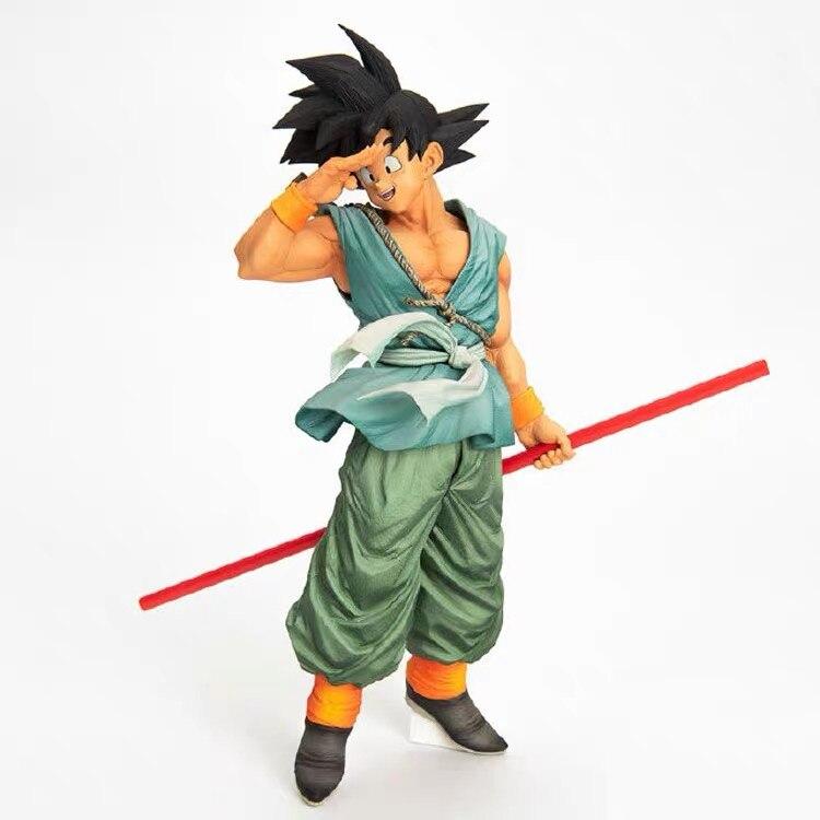 Preventa puede Banpresto Dragón Ball Super BWFC 10th SMSP Son Goku PVC figura de acción modelo figurita