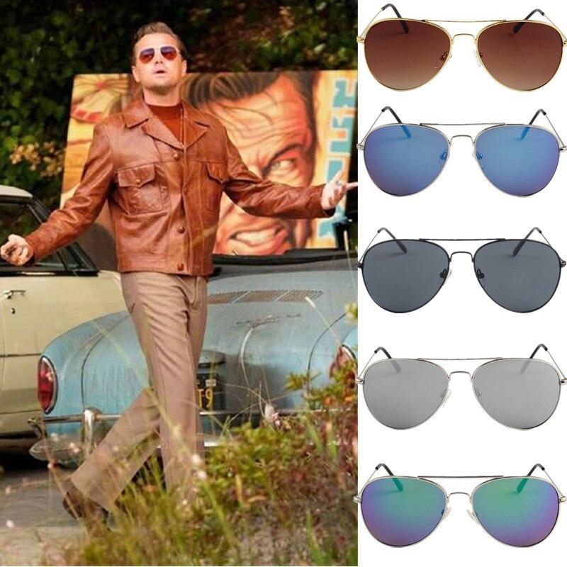 Era uma vez em hollywood cliff booth & rick dalton óculos cosplay adereços óculos de sol