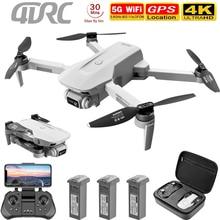 4DRC F8 GPS Drone 5G HD 4K Camera Professional 2000m Image Transmission Brushless Motor Foldable Qua