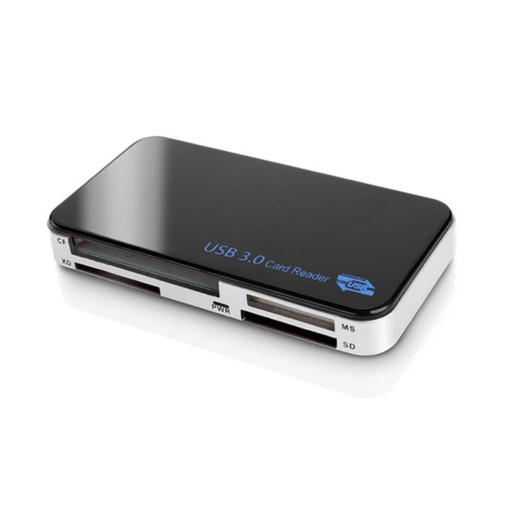 USB 3.0 All-in-1 Compact Flash Multi Card Reader Adapter 5Gbps High Speed USB Card Reader for TF Secure Digital Cards enlarge