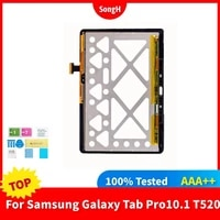 display for samsung galaxy tab pro 10 1 t520 t525 sm t520 sm t525 lcd display touch screen digitizer assembly free shipping