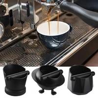 coffee grind knock box waste powder espresso dump bin knocking ground bucket home kitchen coffee machine accessories dropship