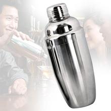 Grande capacité en acier inoxydable antirouille   Ustensile à Cocktail japonais de haute qualité de 550ml mélangeur de boissons à vin, étain outils de Bar