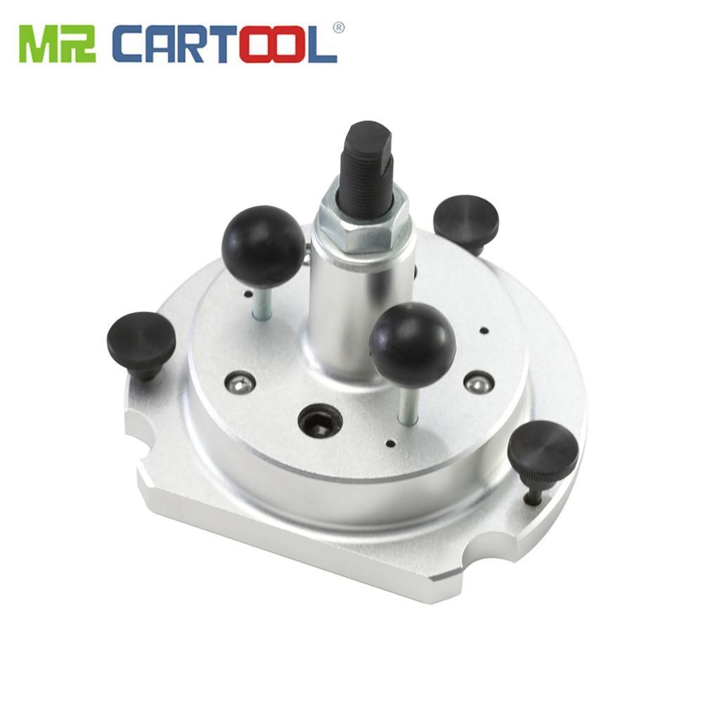 MR CARTOOL T10134 Crankshaft Rear Oil Seal Installation Tool For Volkswagen Audi Lavigne Sagitar Golf Signal Ring Gear Installer
