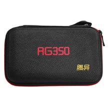 Portable Mesh Pocket Handbag Game Console Bag Cover Carrying Case Storage Hard EVA Retro Waterproof With Lanyard For RG350