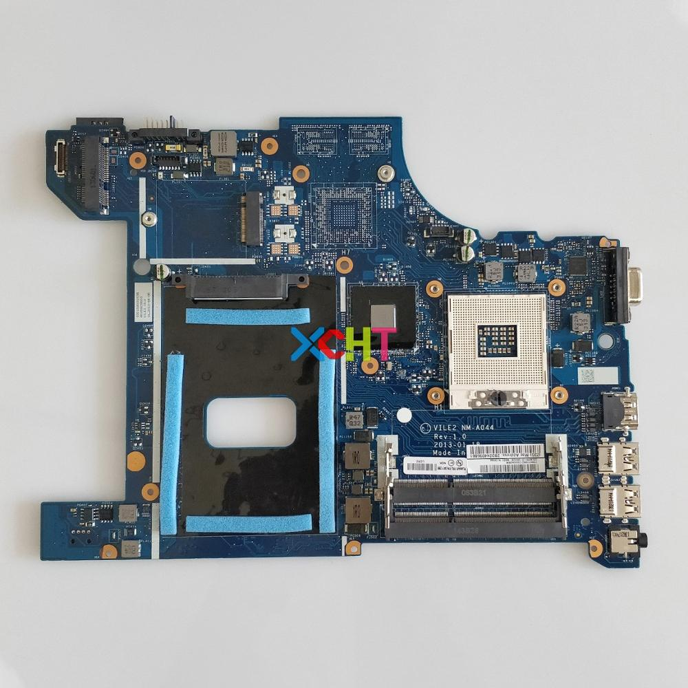 FRU 04Y1298 VILE2 NM-A044 HM77 DDR3 para Lenovo Thinkpad Edge E531 ordenador portátil placa madre placa base probada