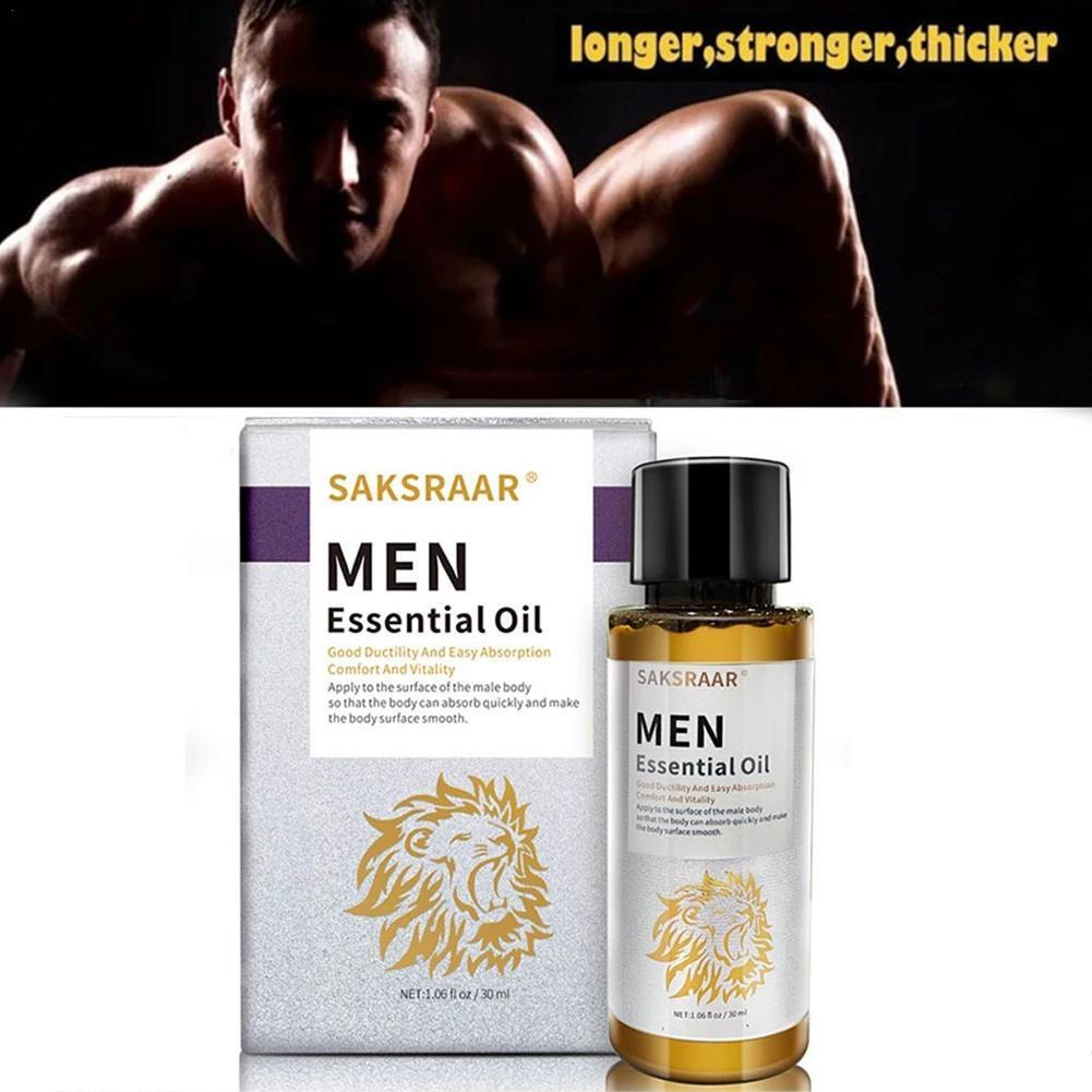 Penis Thickening Growth Man Massage Oil Cock Erection Bigger Care Growth Health Penile Men Oil Enlarger Essential Enhance