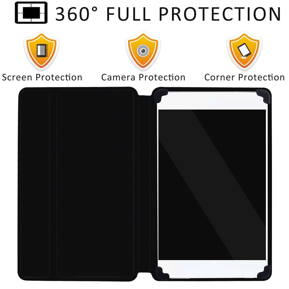 Universal Tablet Case for Lenovo Tab 8 /Tab A7-30/Tab A7-50/Tab A8-50 /Tab S8-50 /Yoga Book /Tab 4 Initial Letter Pattern Series enlarge