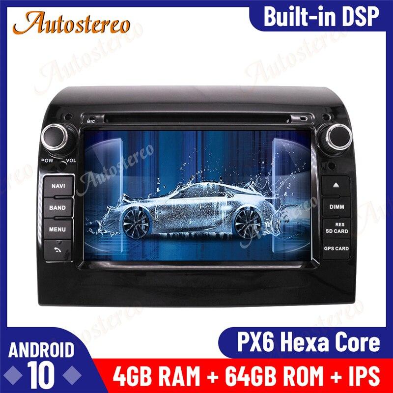 Android 10 4 + 64GB Auto DVD Player GPS Navigation Für FIAT DUCATO/CITROEN Jumper/PEUGEOT Boxer 2006 + multimedia-Player Radio Band