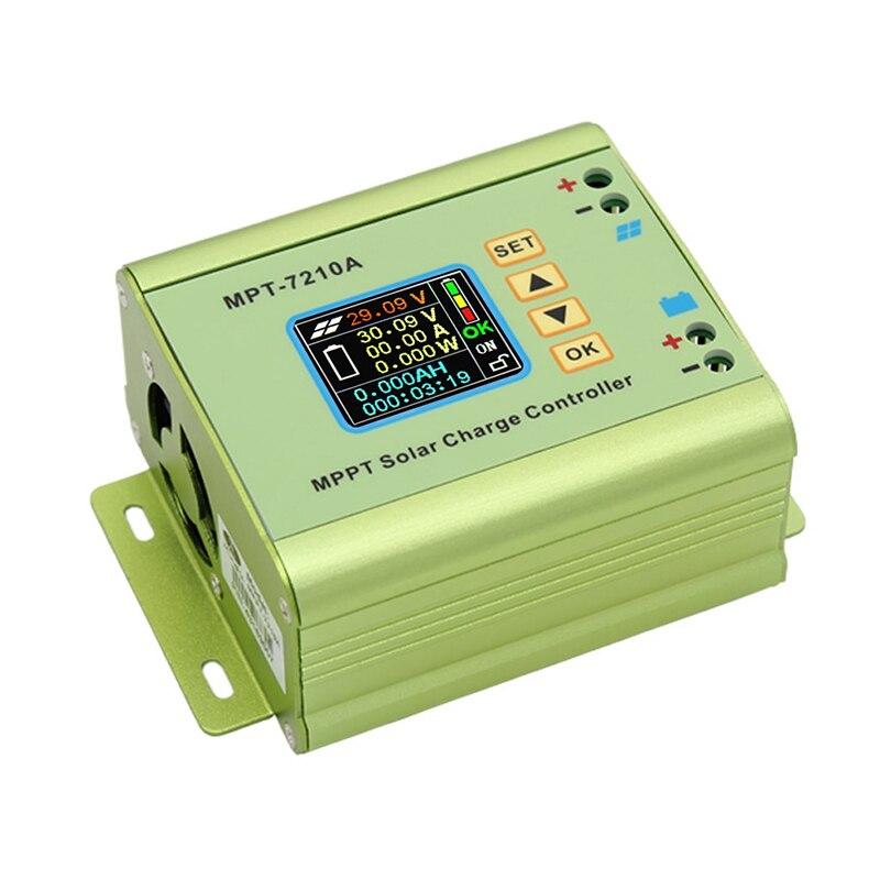 MPPT Solar Panel Charge Controller With Lcd Color Display output 600W 24V 36V 48V 60V 72V Regulator for Charging Lithium Battery