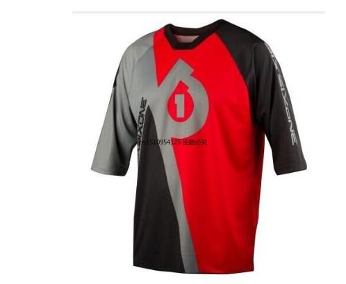 T camisa de los hombres FXR MTB off-Road MOTO 2021 nuevas camisetas...