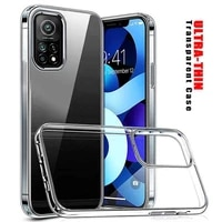ultra thin transparent soft case for samsung galaxy note 20 ultra 9 8 phone case cover